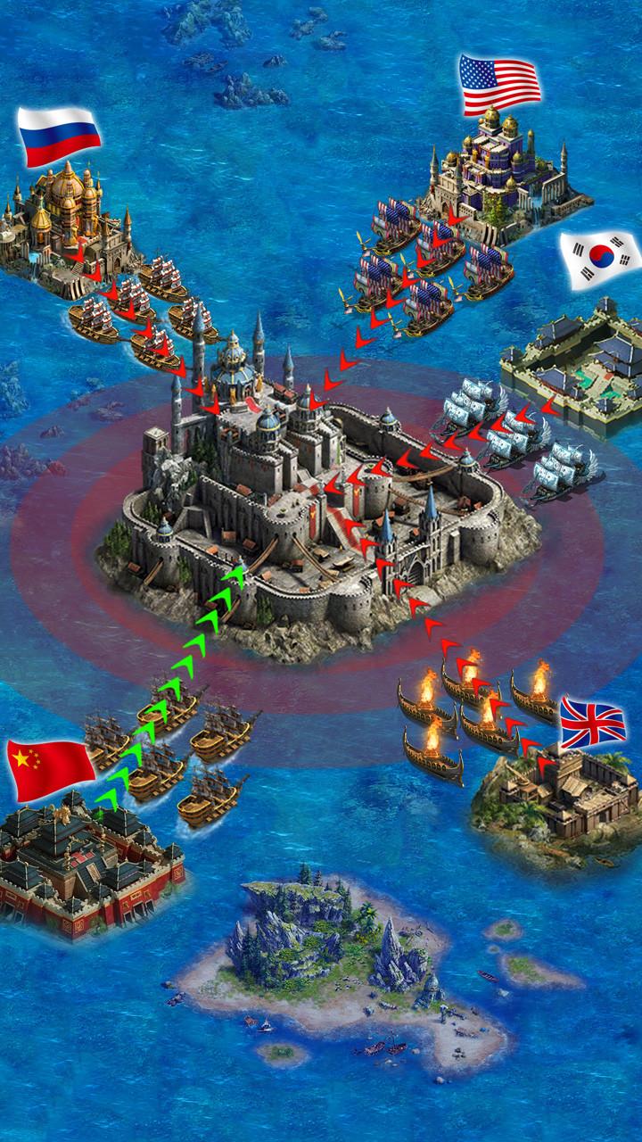 海洋战争截图欣赏